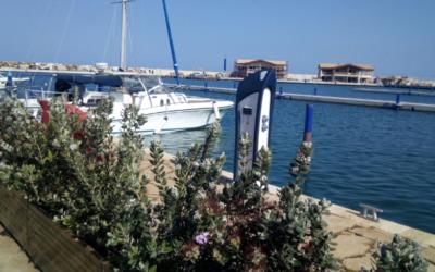 Apertura all'ormeggio Porto turistico